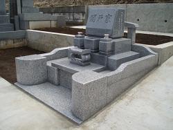 長応寺のお墓